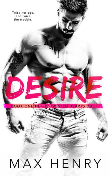 NEW RELEASE: Desire by Max Henry