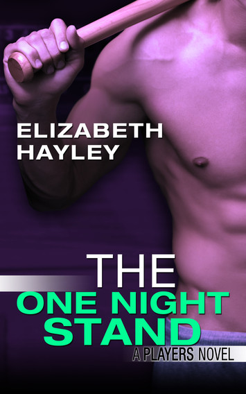 COVER REVEAL: The One Night Stand by Elizabeth Hayley