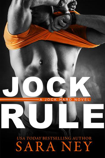COVER REVEAL: Jock Rule by Sara Ney