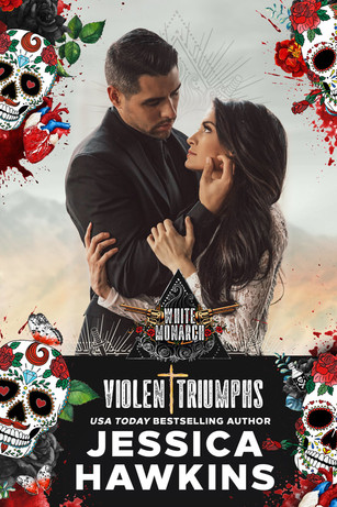 NEW RELEASE: Violent Triumphs by Jessica Hawkins