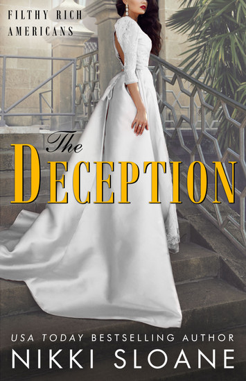 NEW RELEASE: The Deception by Nikki Sloane