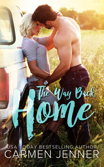 REVIEW: The Way Back Home by Carmen Jenner