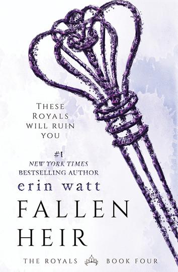 REVIEW: Fallen Heir by Erin Watt