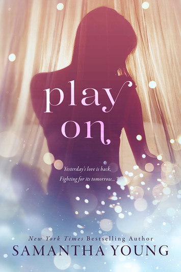 COVER REVEAL: Play On By Samantha Young