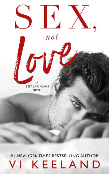 NEW RELEASE: Sex, not Love by Vi Keeland