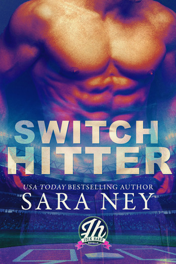 COVER REVEAL: Switch Hitter by Sara Ney