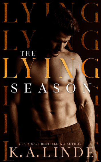 COVER REVEAL: The Lying Season by K.A. Linde