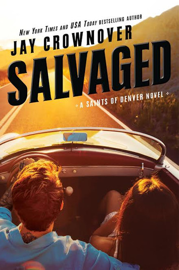 EXCERPT: Salvaged by Jay Crownover