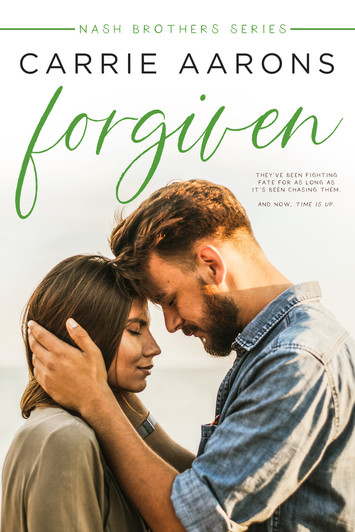 EXCERPT: Forgiven by Carrie Aarons