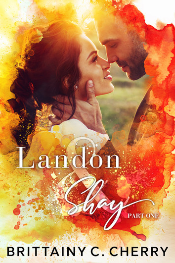 COVER REVEAL: Landon & Shay Duet by Brittainy C. Cherry