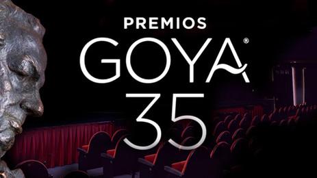 NOMINADOS GOYAS 2021