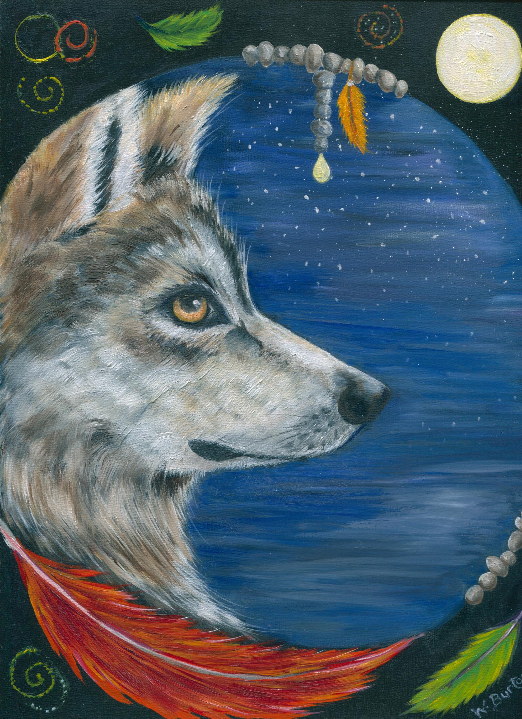 wolf spirit298