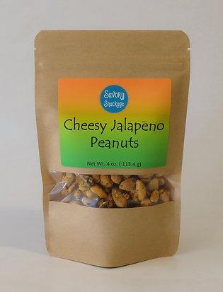 Cheesy Jalapeno Peanut