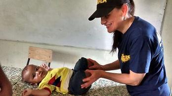 Jornada de Apoyo al Desarrollo realizada en Puerto Cesar-Antioquia, por parte del BFIM16