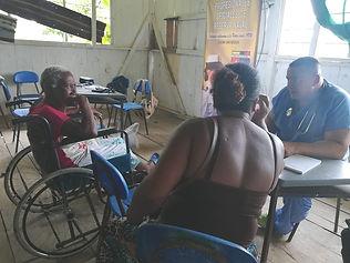 La Armada Nacional presente en la Jornada de Apoyo al Desarrollo en Puerto Girón