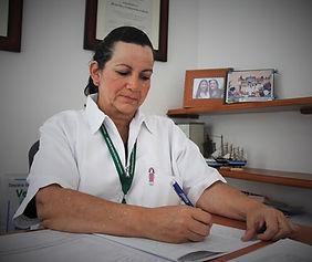 Perfil Nueva Comandante Coami Antioquia