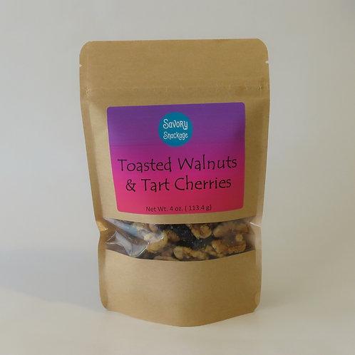 Toasted Walnuts & Tart Cherries