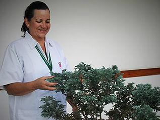 Reconocimiento de la Universidad Nacional de Colombia a la CF RVA Olga Patricia Mora, una vocación de servicio ejemplo de humanidad.