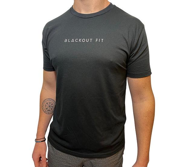 BlackOut Fit Favorite Black T 2.0 - Miniature Logo