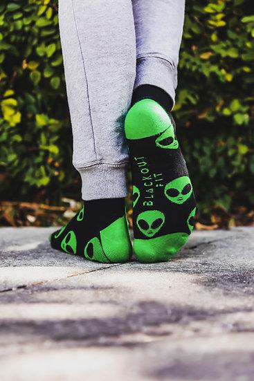 BlackOut Feet