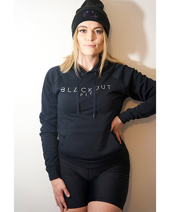 BlackOut Fit LightWeight Hoodie