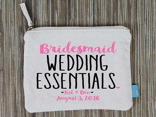 Wedding Essentials Bridal Party Makeup Cosmetic B