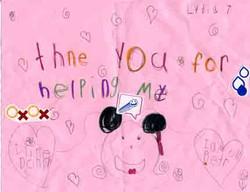 Lydia - age 7
