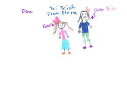 Elena - Age 8