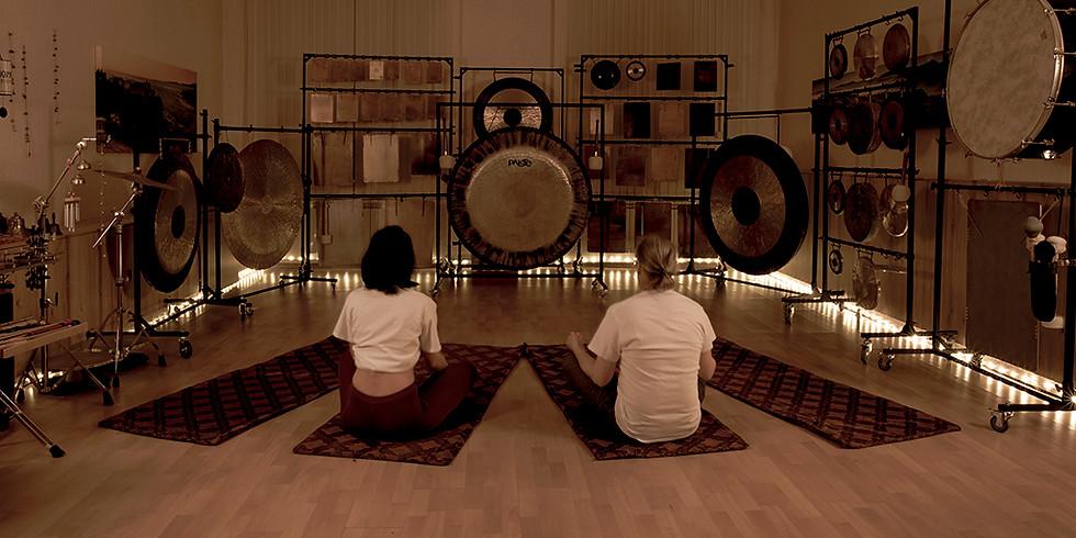Всемирный день звукотерапии. Гонг медитация