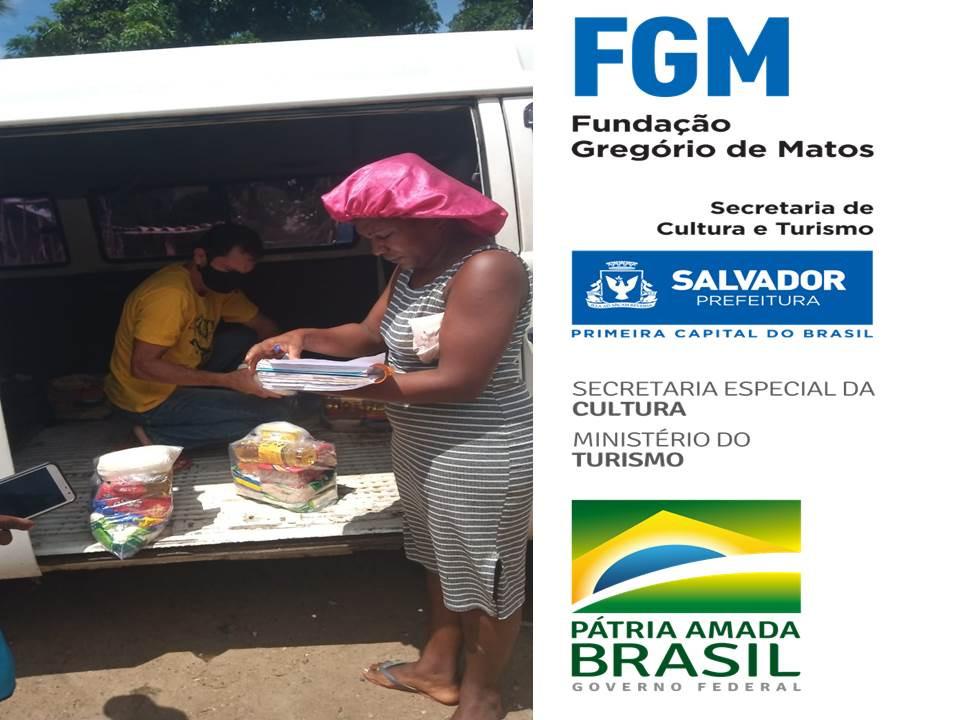 Em abril o Lar Joana Angélica realizou a Campanha Páscoa Para Além dos Ovos. Projeto apoiado pela Fundação Candia e Mapa Cultural de Salvador, Lei Aldir Blanc-FGM