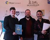 Edinbane Lodge Win Best Restaurant at Taste Local Awards