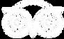 Tripadvisor white logo.png