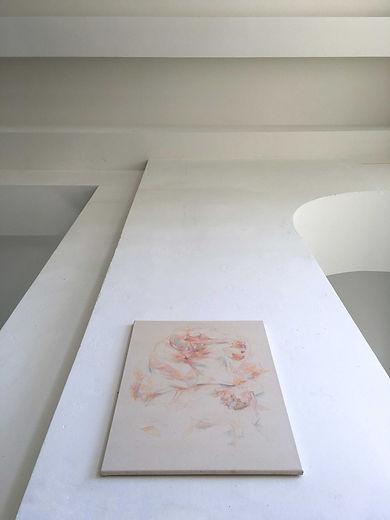 anna grebner : exhibition adbk münchen 2020 studio 4