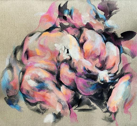 anna grebner : embodied move
