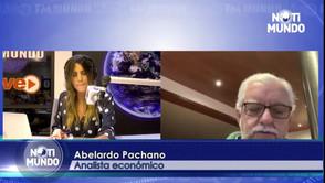 """Abelardo Pachano: """"Bajemos las armas políticas, pongamos la mano en el bolsillo"""""""