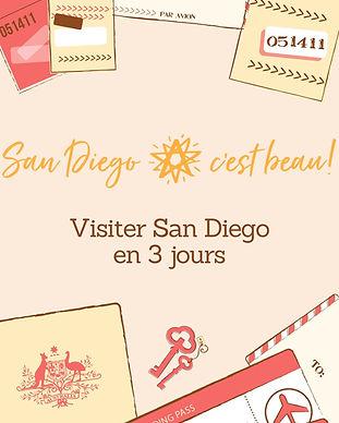 Guide de voyage San Diego