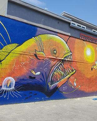 Mision Beach San Diego - ArtWall.jpg