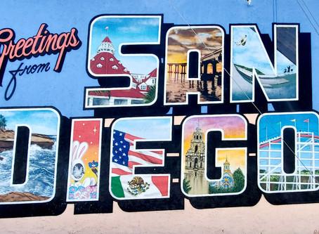 San Diego, C'est Beau!