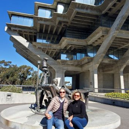 Be a student for a day at UCSD