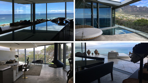 Cape Town Penthouse; dressed Cape Town location
