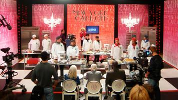 Double Wedding(TV movie), Cake Challenge; studio set