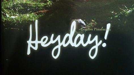Heyday promotional