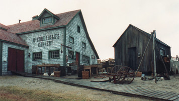 Road to Avonlea(TV series), Cannery; set built on location
