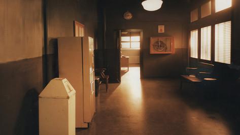 Milgaard(TV movie), Saskatoon Police Station; studio set