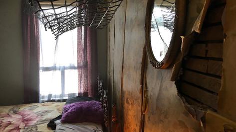 Tammy's Bedroom: dressed location