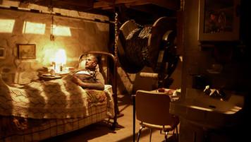 Farmhouse Basement Dungeon; studio set