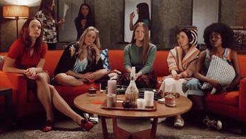 Institution Participants' Lounge; studio set; photo R.Diaconescu