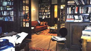 Zack Files(TV series), NY Apartment; studio set