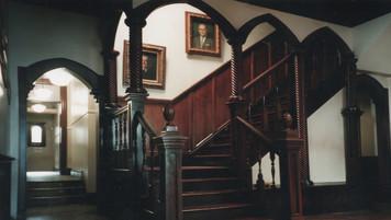 Zack Files(TV series), Horace Hyde School; studio set