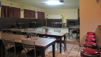 California Sure Shot Bar Interior; Cape Town location before retrofit